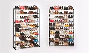 Gifi Range Chaussures : etagere chaussure en plastique with gifi range chaussures ~ Teatrodelosmanantiales.com Idées de Décoration