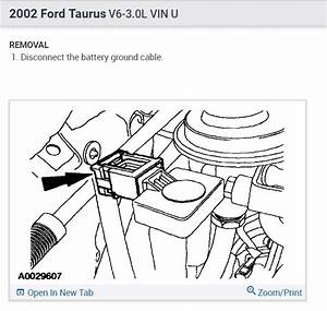 34 2002 Ford Taurus Exhaust System Diagram