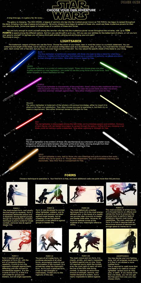 7 forms of lightsaber combat pdf jedi lightsaber forms form 2 lightsaber datform co list