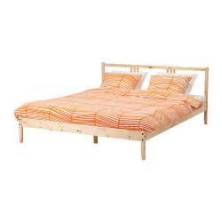 fjellse bed frame full double ikea
