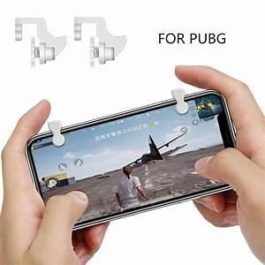 1Pair PUBG Controllers Portable Gamepad Mobile Gaming