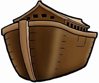 Ark Noahs Clip Clipart Noah Bible Domain