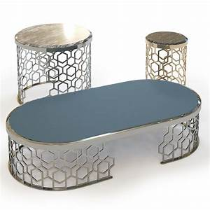 Coffee Table Cool Silver Coffee Table Set Charming