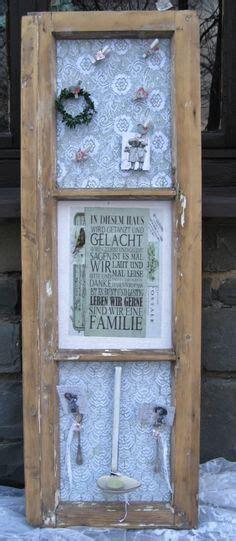 Alte Bilderrahmen Dekorieren by Shabby Altes Fenster Haus
