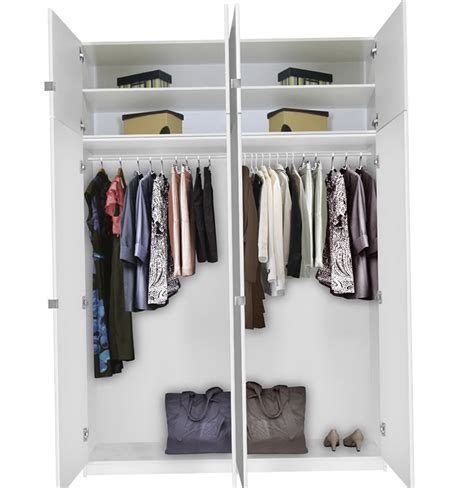 Standing Coat Closet by Free Standing Closets With Doors Home Design Ideas