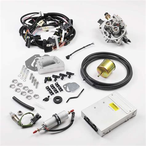 Howell Fuel Injection Wiring Harnes by K247t Toyota Land Cruiser Tbi Conversion Kit Howell