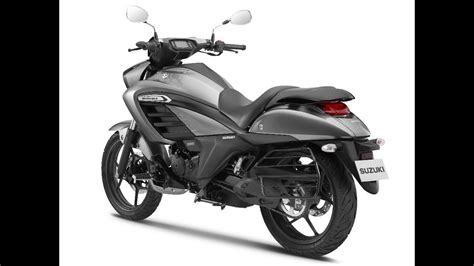 Suzuki Intruder 150 Cruiser Motorcycle Launched In India