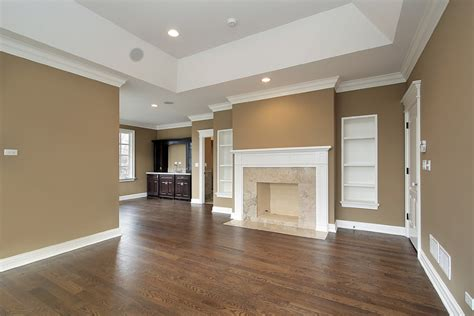 interior painting exterior between differences floor wooden brown storage homesfeed check