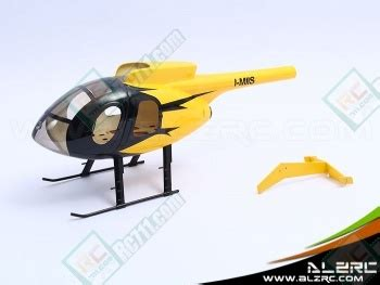 alzrc 250 md500e scale fuselage alzrc 250 md500e scale fuselage a for alzrc t rex 250