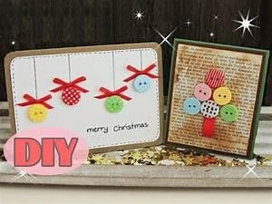 Weihnachtskugeln Selbst Gestalten : weihnachtskarten selber basteln 4 weihnachtskugeln ~ Lizthompson.info Haus und Dekorationen