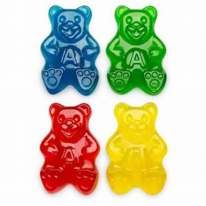 Papa Gummi Bears Gummi Candy Gourmet Candy & Snacks
