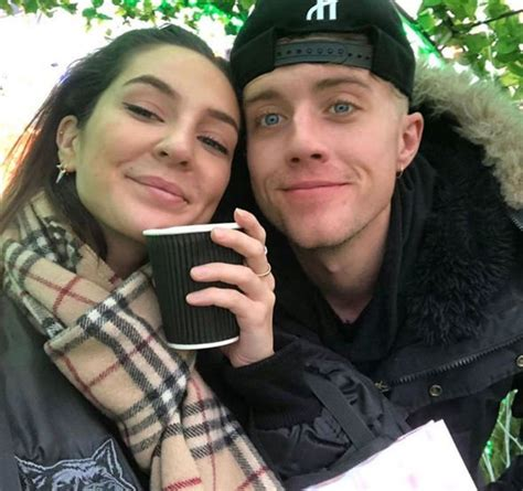 Roman Kemp Girlfriend