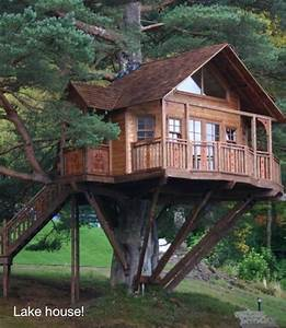 Camping With Romance  Treehouse Cabin