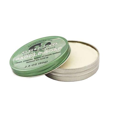 soap saddle 8oz leather clean