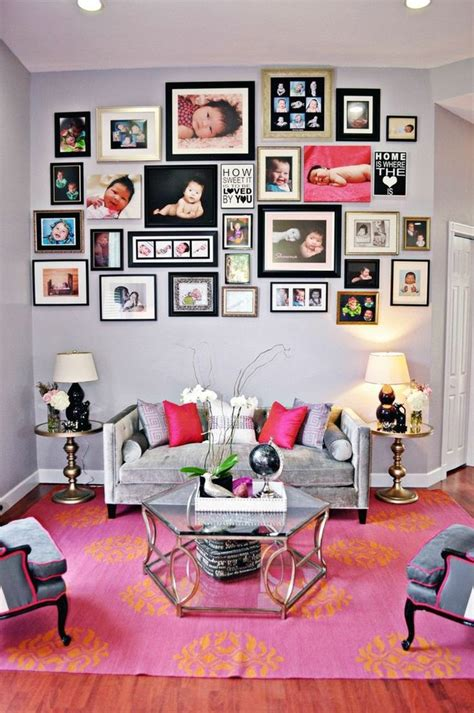 living room amazing photo gallery modern living room wall amazing collage frame 8x10 and 5x7 openings decorating