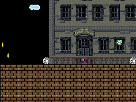 The Ghost House Super Mario Bros X Forums