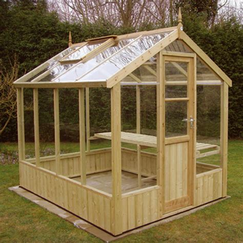 green building house plans find a wood greenhouse and building plan