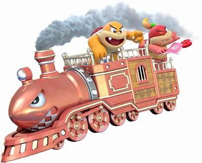 Mario Boom Pom Train Bullet Bill Bros