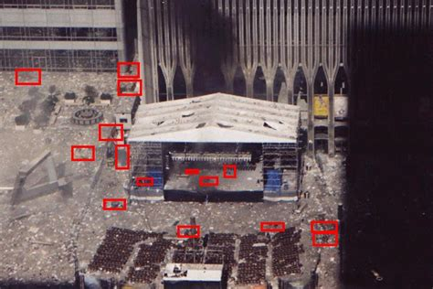 911 Jumper Aftermath North Tower Limo Entrance Page 2