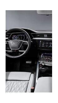 Audi e-tron 55 quattro Sportback S line 2020 5K Interior ...