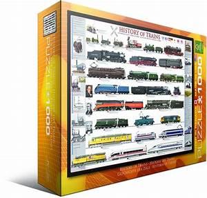 Puzzle Online Kaufen : geschichte der eisenbahn 1000 teile eurographics puzzle online kaufen ~ Watch28wear.com Haus und Dekorationen