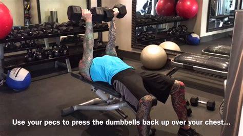 chair crunch jim stoppani great exercise for chest development
