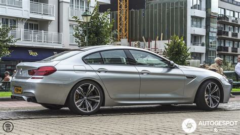 Bmw M6 Gran Coupe 2019 by Bmw M6 F06 Gran Coup 233 26 2019 Autogespot