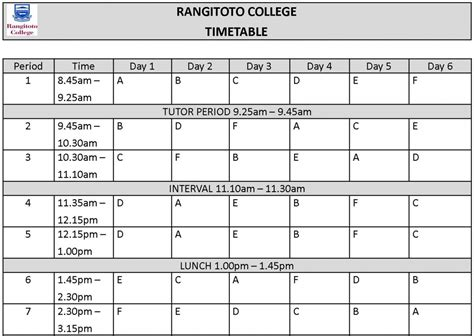 timetable template free high school timetable maker free weekly schedule templates for word 18 templatesgenerate