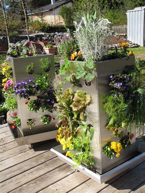 Kubi  Ein Ganzer Garten Auf 1m² Mit Platz Für Bis Zu 50