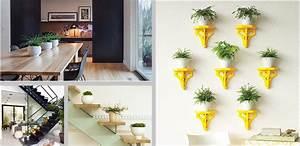 15 idei minunate pentru a expune ghivece cu flori in casa