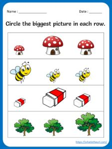 bigger worksheets  kids  home teacher
