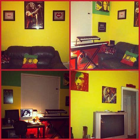 rastabob marley themed room bedroom decor bob