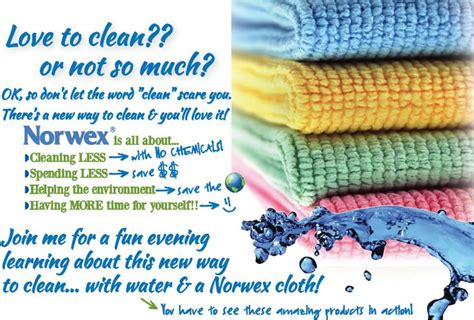 I Would Love To Share The Norwex Mission With You! Http