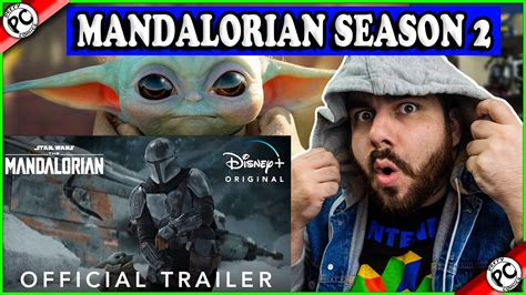 The Mandalorian Season 2 Trailer REACTION - YouTube