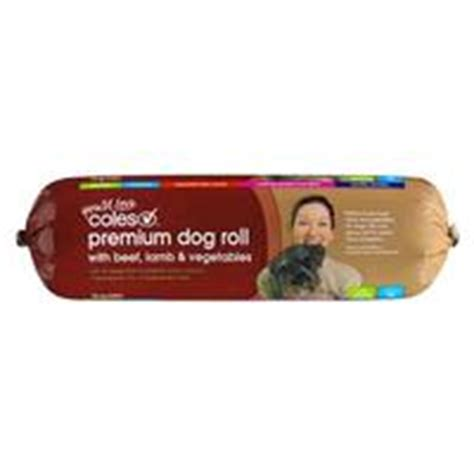 coles premium dog roll reviews productreviewcomau