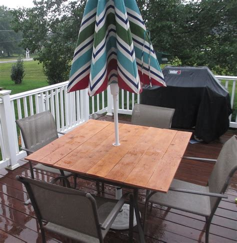 fix a shattered outdoor patio table