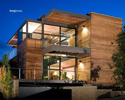 modular steel homes awesome modern modular prefab house with wooden wall and