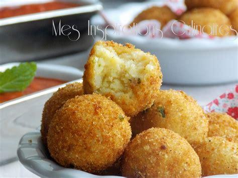 croquettes de pomme de terre le blog cuisine de samar
