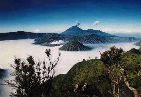 foto terbaru gunung bromo tempat wisata foto gambar