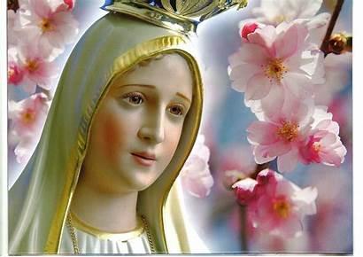 Mary Mother Fatima Senhora Nossa Wallpapers Maria