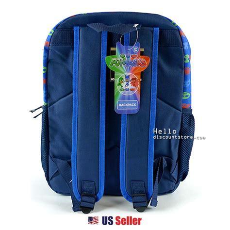"$ 30.95Disney Junior PJ Mask 16"" School Backpack Bag and"