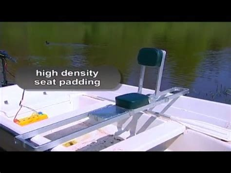 Airflo Boat Seat by Airflo Comfort Zone Boat Seat From Fishtec