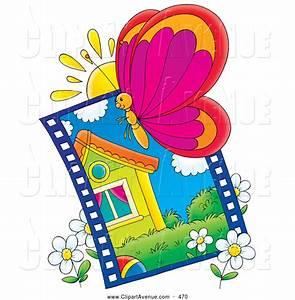 Flying Butterfly Clip Art (56+)