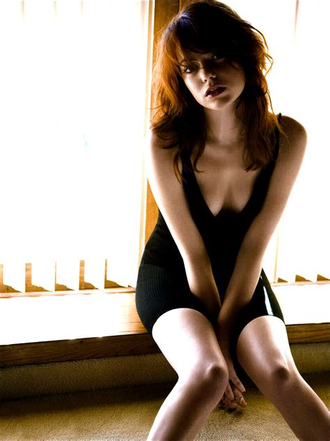 Emma Stone Nude And Sexy Photos The Fappening