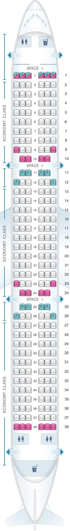 plan des sieges airbus a320 plan de cabine latam airlines brasil airbus a321