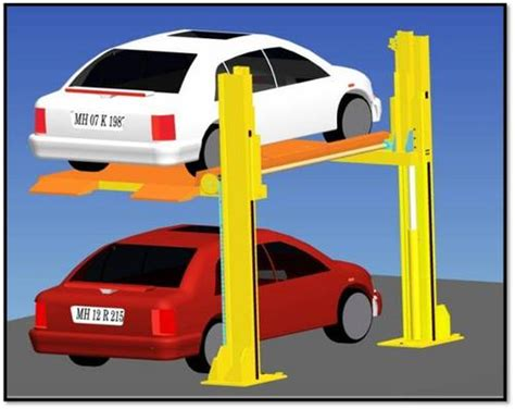 Cantilever Car by Cantilever Car Parking System In Mumbai Maharashtra