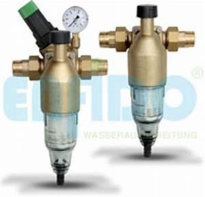 Wasserfilter Reinigen Hausanschluss : hauswasserfilter mit druckminderer hauswasserfilter 3 4 ~ Buech-reservation.com Haus und Dekorationen