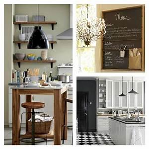 Deco Cuisine Bistrot : cuisine style bistrot l 39 incarnation de la convivialit fran aise ~ Louise-bijoux.com Idées de Décoration