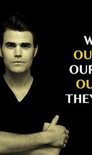 10 Green Eyed Stefan Salvatore Quotes | EliteColumn