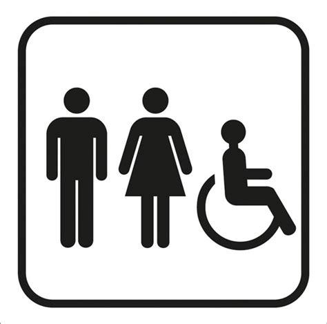 picto grav 233 toilettes homme femme handicap 233 s gamme couleur direct signal 233 tique